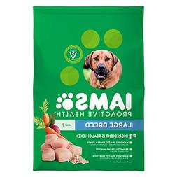 Iams Proactive Health Adult Large Breed Dry Dog Food Chicken