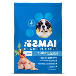 Iams Proactive Health Large Breed Adult Healthy Weight Dry D