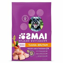 IAMS PROACTIVE HEALTH Mature Adult Dry Dog Food for Senior D