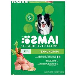Iams PROACTIVE HEALTH Minichunks Premium Adult Dry Dog Food