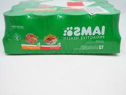Iams Proactive Health Adult Multipack With Chicken And Whole