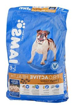 IAMS Proactive Health Dry Dog Food, Optimal Weight, 15 lbs.