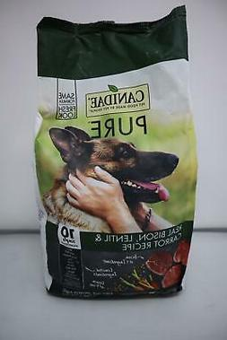 CANIDAE PURE Real Bison, Limited Ingredient, Grain Free Prem