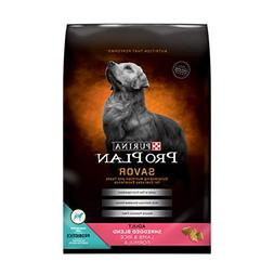 Purina Pro Plan SAVOR Shredded Blend Formula Adult Dry Dog F