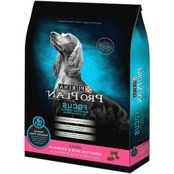 Purina Pro Plan Sensitive Skin & Stomach, High Protein Adult