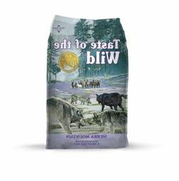 Taste of The Wild Sierra Mountain Grain- Dry Dog Food - 28lb