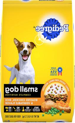 small breed dry dog food chicken