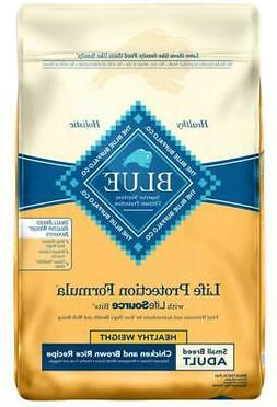 Blue Buffalo Small Breed Healthy Weight Chicken & Brown Rice