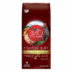 Purina ONE SmartBlend True Instinct Natural GrainFree Formul