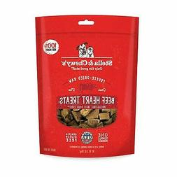 Stella and Chewy's Freeze-Dried Raw Beef Heart Treats for Do