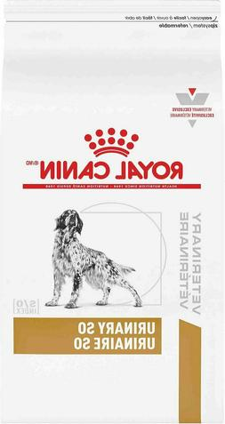 urinary so dry dog food canine 6