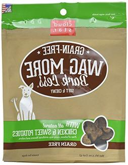 Cloud Star Wag More Bark Less Soft Chewy Grain Free Chicken