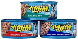 Purina Mighty Dog Adult Wet Dog Food Variety Pack -  5.5 Oz.