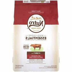 NUTRO WHOLESOME ESSENTIALS Adult Natural Dry Dog Food Beef &