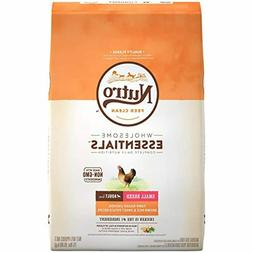 Nutro Wholesome Essentials Small Breed Adult Dry Dog Food Fa