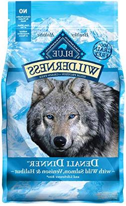Blue Wilderness® Denali Dinner Dog Food - Grain Free, Gl